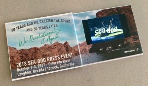 look marketing, press event, event invitation