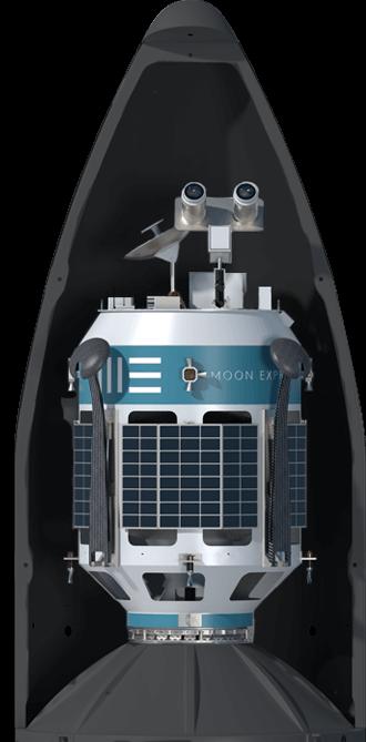 Electron rocket shroud