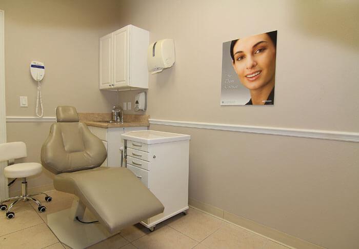 Valderrama Orthodontics consultation room