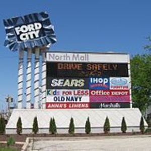 Ford city mall chicago