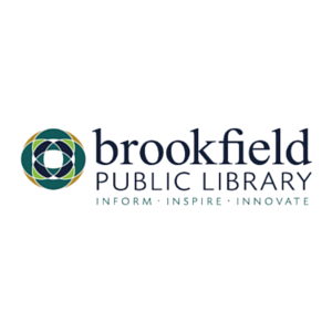Brookfield public library logo