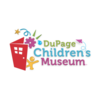 Dupage childrens museum logo