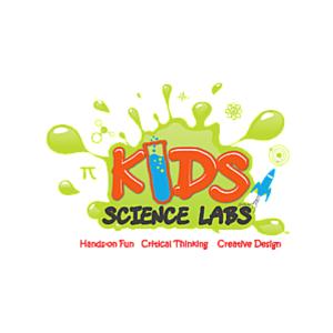 Kids science logo