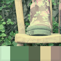 Color Scheme Inspiration – Spring