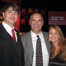 Chad White, Scott Woerner and Andrea Williams