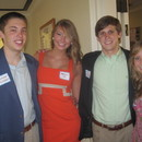 (left-right) Gunnar Kenney, Mackenzie Lee, Will McCorkle and Madeline Tanner