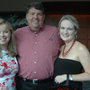 (left-right) Malinda Michael, Rick Lackey and Patti Peach