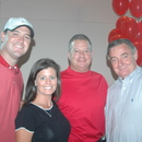 (left-right) David Greene, Jamie Dutton, Kevin Butler and Chris Cupples