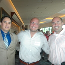 (left-right) Jason Rindahl, Brian Zmich and Fred Chiverton
