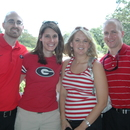 (left-right) Ben Kilgore, Anna Kilgore, Brittany Hartley and Billy Schwab