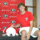Bryan Owens with Uga VII