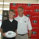 Mark Richt and Frank Rogers