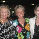 (left-right) Alice Hurst Williams, Dee Matthews and Suzanne Cone 