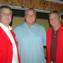 (left-right) Craig Meeks, Jeff Dantzler and Marcus Simmons