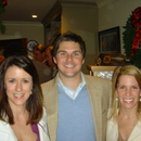 (left-right) Jamie Waldron, Jody Young and Lane Barr
