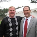 Jeff Dantzler and Jeff Huffman
