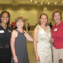 Christina Swoope, Debbie Crowe, Cassy Young and Linda Britts