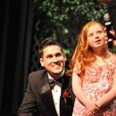 Josh Murray and Avery Klemm