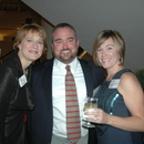 Deborah Dietzler, Greg and Paige Hitson