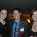 Laurel Milne, Martin Shin and Mary Richardson