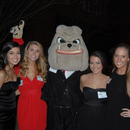 Jordan Hammer, Becca Allison, Hairy Dawg, Teryn Keller and Emily Edwards