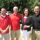 Brad Ward, Jim Purcell, Stephanie Zehna, Frank Zehna
