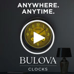 View Video Bulova Indoor Outdoor Clocks
