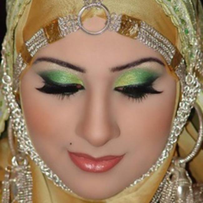 arabic eye makeup tutorial for brown eyes 2014 best arabic eye makeup