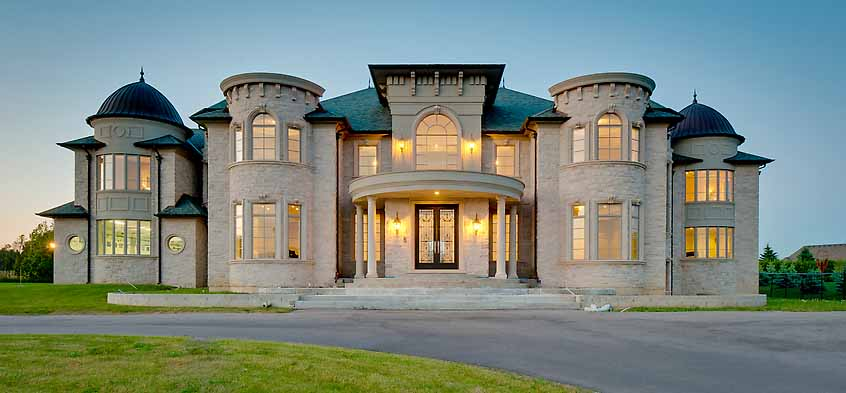 Home Design Idea concrete homes design ideas energy benefits of a concrete house Bundlr Luxury Grand Mansion For Design Decorating Idea With
