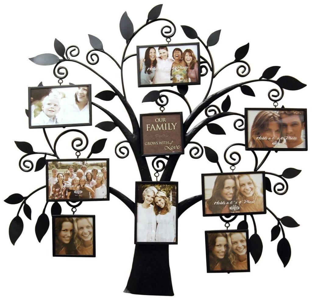 Bundlr - Family Tree Photo Frame