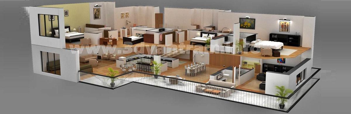 Commercial 3d Wall Cut Floor Plan 1445946393 3d Floor Plan Design Interactive 3d Floor