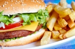 Free Cheeseburger & Fries Day | SF