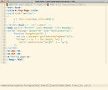 html light