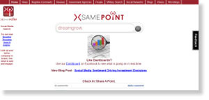 samepoint 54 Free Social Media Monitoring Tools [Update2012]