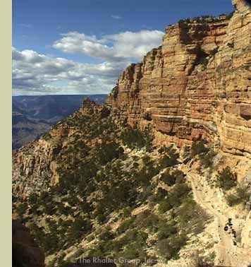 Best Grand Canyon views; Yaki Trail