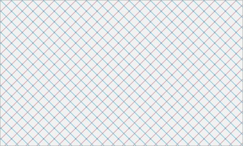 Diagonal Graph Paper Gradient