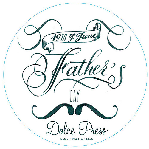 Father's Day TypeCard Designs