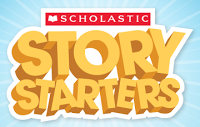 scholastic story starters logo