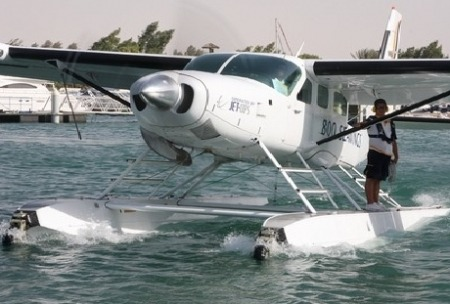 Dubai Special Interest Tours, Sea Plane Tour