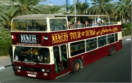 Dubai Special Interest Tours, The Big Bus