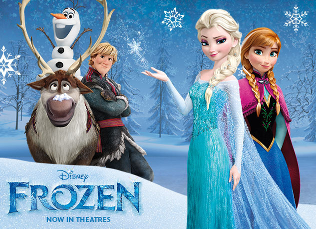 Frozen toys using the coupon code frozen no minimum purchase
