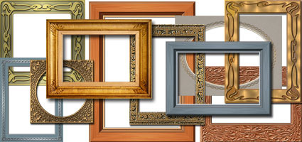 Presentation Photo Frames