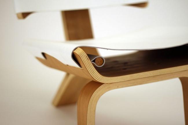 simple chair design. Simple The Kurven Chair Ideas Design By Cody Stonerock H