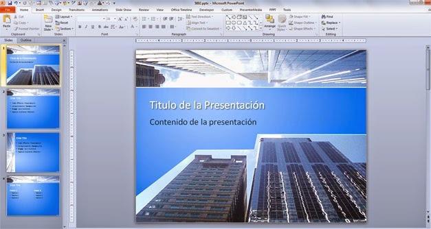 Plantillas PowerPoint Gratis
