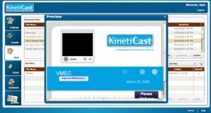 Kineticast