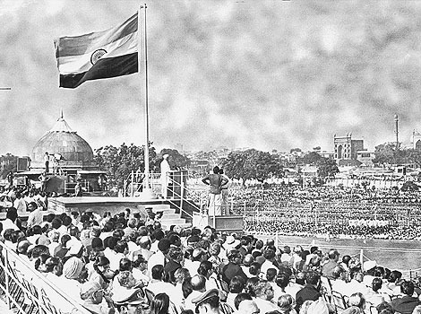 Independence Day Photos In 1947