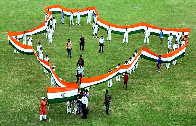 Images Of Indian Flags