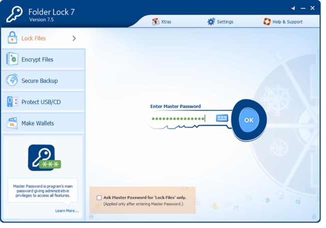 folder lock full version key