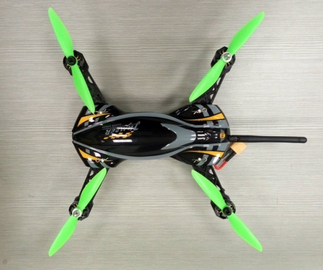 Latest Cheerson CX-91 Jumper FPV Racer