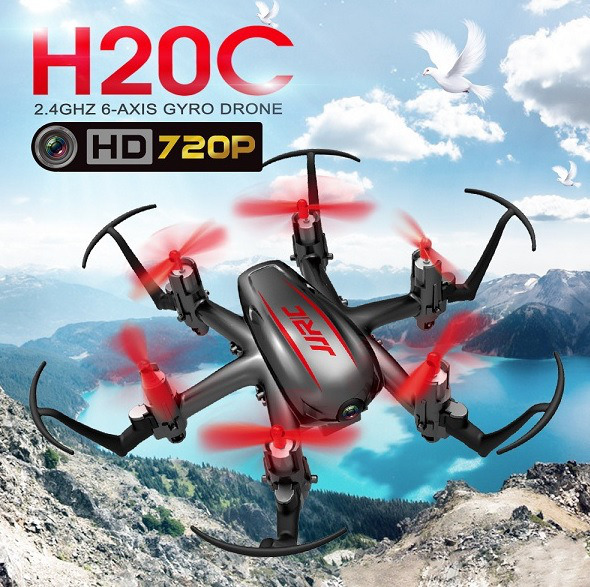 JJRC Camera Drone